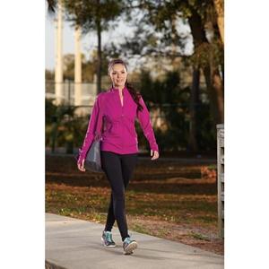 Augusta Sportswear Girls Brushed Back Leggings