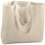 Augusta 600 Jumbo Tote Bag natural