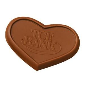 Chocolate Inn Heart C 1oz Cello Sealed