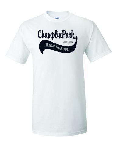 Champlin Park with Tail T-Shirt