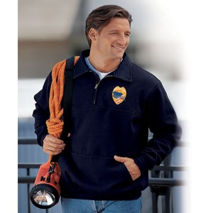 Game Sportswear 850-P Fire Fighters Workshirt with Front Pouch Pocket