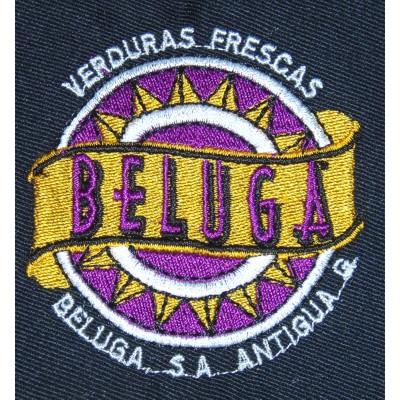 Logo 12 Beluga crest logo