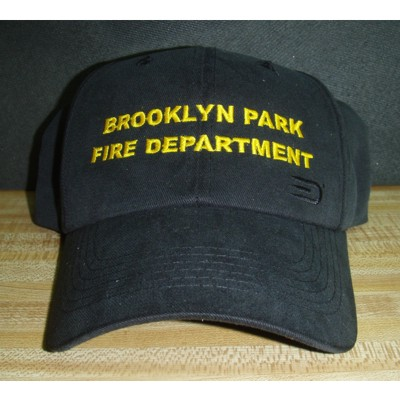Logo 13 Brooklyn Park Fire Hat Logo