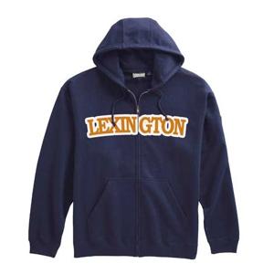 Pennant Sportswear 708 SUPER-10 Full Zip Hoodie