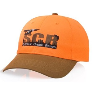 Richardson 884 Blaze Orange Duck Cloth Hat b5b11c8f58c