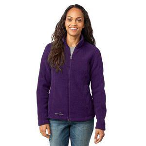 Eddie Bauer® EB201 Ladies Full Zip Fleece Pullover