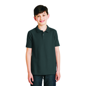 Port Authority®  Y500 Youth Silk Touch™ Sport Shirt
