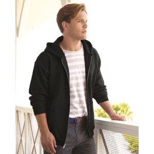 Hanes F280 PrintProXP Ultimate Cotton® Full-Zip Hooded Sweatshirt
