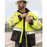ML Kishigo JS135 safety jacket