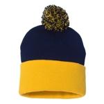 Sportsman SP15 Pom-Pom Knit Cap
