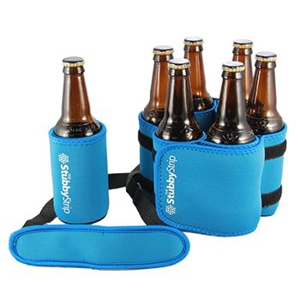 The StubbyStrip Premium Imprinted Can Cooler