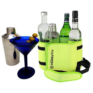The StubbyStrip Premium Imprinted Vino Cooler